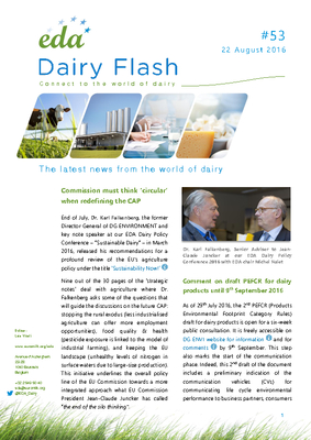 Dairy Flash N° 53